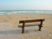 bibione de plage Photographie stock libre de droits