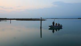 Bibione lagoon Royalty Free Stock Image
