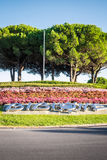 Bibione sign Royalty Free Stock Photos