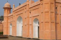 Bibipari陵墓在达卡,孟加拉国 免版税库存照片