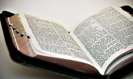 Bible Photographie stock