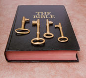 Bible Royalty Free Stock Photos