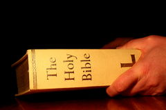 Bible B Stock Photo