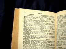 Bible, Book, Education Royalty Free Stock Photos