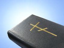 The bible close up Royalty Free Stock Photography
