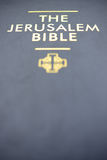 Bible close-up Royalty Free Stock Photography