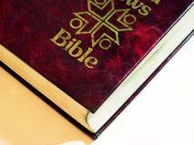 Bible de bonnes nouvelles Photo libre de droits