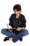 Bible du relevé de femme photos libres de droits