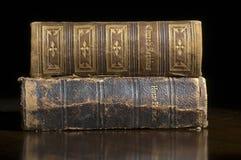 Livres d'antiquité Image stock