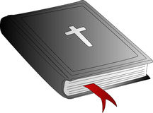 Bible stock illustration