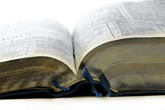 Bible New Testament St. John Royalty Free Stock Photo