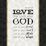 Bible quote for print or use as poster