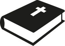 Bible religion icon. Bible religion holy book icon Stock Image