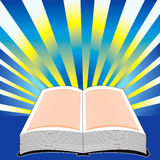 Bible sainte illustration de vecteur