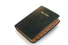 Bible sainte Photos stock