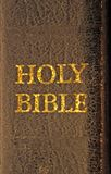 Bible sainte Photo stock