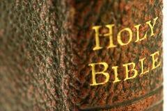 Bible sainte Photographie stock