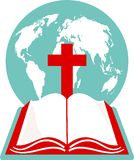 bible sainte illustration stock