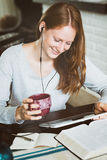Bible Study Royalty Free Stock Photography