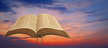 Bible sunset Stock Photos
