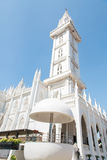 Bible Tower in Thrissur city. Thrissur, India - December 30, 2015: Bible Tower in Thrissur city, Kerala, India Stock Photography