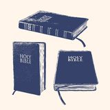 Bible vector llustration Stock Photo