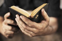 biblia obraz royalty free