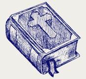 Biblia royalty ilustracja