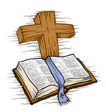 Biblia ilustracja wektor