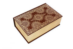 Biblia del libro cerrado Imagen de archivo libre de regalías