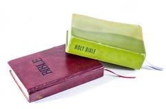 Biblia dos. Foto de archivo libre de regalías