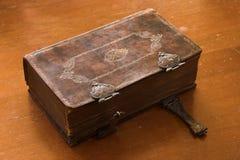 Biblia holandesa rara Imagen de archivo