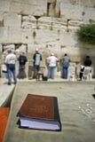 Biblia judía en el vector Fotos de archivo libres de regalías