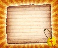 biblia kolaż Obraz Stock