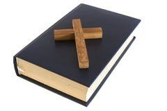 biblia krzyż Obrazy Stock