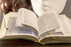Biblia, religia, książka Fotografia Royalty Free