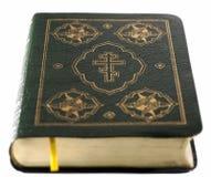 Biblia, religia, świeczka Fotografia Stock