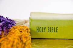 Biblia santa Fotografía de archivo libre de regalías