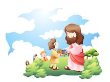A biblical expression Royalty Free Stock Images
