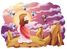 A biblical expression Royalty Free Stock Photo