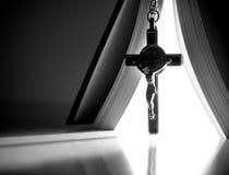 Biblical Power of Faith. Conceptual Image Royalty Free Stock Photo