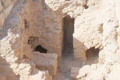 Biblical Tamar park, Arava, South Israel Stock Images