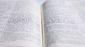 Biblical text background Royalty Free Stock Photo
