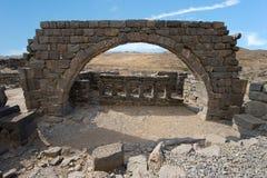 Biblical town of Korazim Royalty Free Stock Images
