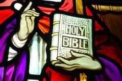 biblii książkowa chrześcijanów wiara jego święty znacząco reprezentują Obraz Stock