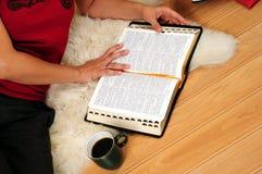 biblii nauka obrazy royalty free