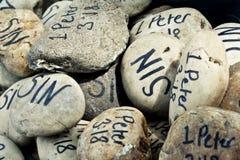 biblii skały Obraz Royalty Free