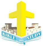 biblii społeczności grup ilustracyjna loga nauka Obrazy Royalty Free