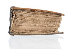 biblii stary zamknięty zdjęcia stock