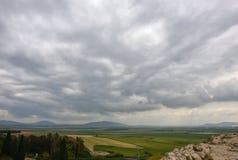 biblijny krajobraz obraz royalty free